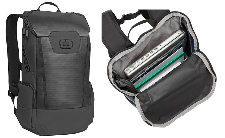 mochila-impermeable-para-moto-Ogio-Clutch-Pack